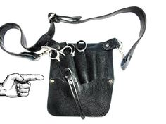 Free shipping,Barber Tool,Holster Case for scissors,Hairdresser scissor case ,Barbers scissor case,barber pouch