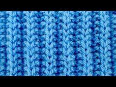 Узоры спицами. Резинка Патронная лента. Link download…