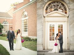 Monica & Kelsey: The Henry Ford Museum Wedding(s)
