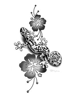 Image result for gecko tattoos designs