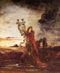 Gustave Moreau - Arion