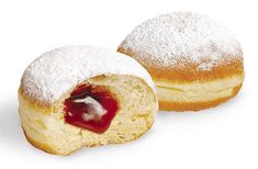Krapfen aka Berliner pastry