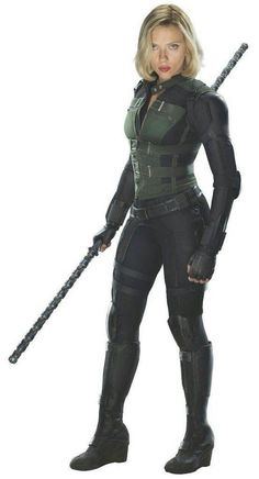 One of the hottest characters in the Marvel movies is Black Widow Played by hot Scarlet Johanson. Black Widow may not be