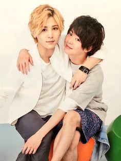 Yamada Ryosuke + Arioka Daiki