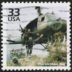 Baby Boomer Vietnam stamp