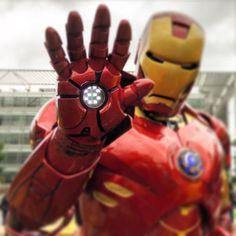 Stark visit. #chiswick #2016 #london #Ironman #marvel #cosplay #avengers #costume #tfif