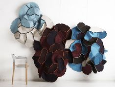 'clouds' by ronan and erwan bouroullec for kvadrat
