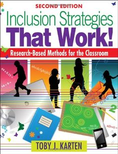 The Sensory Spectrum: Inclusion Strategies That Work! Research-Based Methods for the Classroom. Pinned by SOS Inc. Resources. Follow all our boards at pinterest.com/sostherapy for therapy resources.