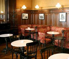 Café Sperl, Vienna, Austria