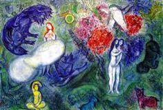 Resultado de imagen para marc chagall en blanco y negro