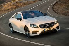 All the luxury of the sedan, but with two less doors. Sounds simple, but that's the best way to describe the 2018 Mercedes-Benz E-Class Coupe. This total redesign of Merc's mid-range two-door is based on the new sedan, instead of...