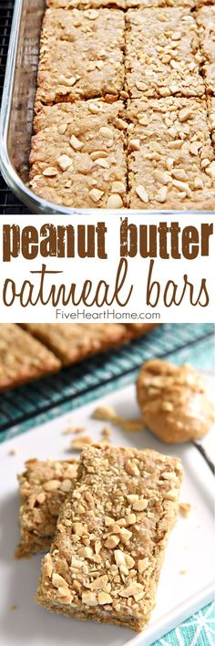 Chocolate Whipped Cream Layer Cake is a Delicious and Cooling Summer Dessert Peanut Butter Oatmeal Bars Loaded With Wholesome Oatmeal And Whole Wheat Flour, Flavored With Peanut Butter, And Sweetened With Honey, These Soft-Baked Oatmeal Bars Make A Yummy, Oatmeal Bars Healthy, No Bake Oatmeal Bars, Peanut Butter Oatmeal Bars, Oatmeal Breakfast Bars, Peanut Butter Recipes, Oatmeal Recipes, Baked Oatmeal, Oatmeal Yogurt, Overnight Oatmeal