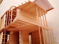 maquetas arquitectura madera - Buscar con Google