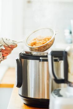 How to Use an Instant Pot: 16 Tips and Tricks That Will Help You Successfully Use the Instant Pot - Live Simply Electric Pressure Cooker, Pressure Cooking, Hot Pot, No Cook Meals, Cooking Time, Being Used, Instant Pot, Slow Cooker, Veggies