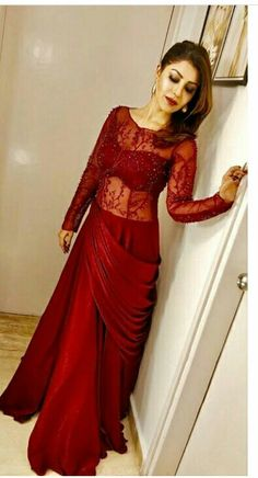 Indian Bridal Outfits, Indian Dresses, Classic Wedding Dress, Dream Wedding Dresses, Rainbow Wedding Dress, How To Wear Cardigan, Cheap Wedding Dresses Online, Perfect Prom Dress, Traditional Fashion