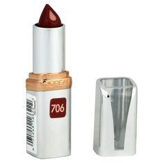 L`Oreal Paris Colour Riche Anti-Aging Serum Lipcolour, Robust Raisin, 0.13 Ounce $1.99