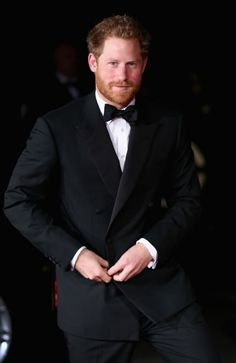 Prince Harry Attends The Royal Variety Performance