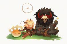 I Need Friends, Monster Art, Papi, Oui Oui, Albedo, The Sims, Manga Games, Kageyama, Memes