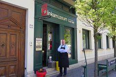 Das Pálinkamuseum in Visegrád