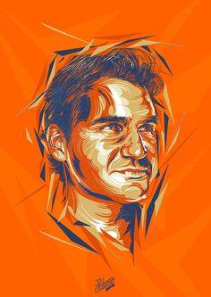 Sports Portraits on Behance