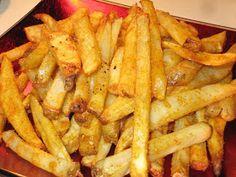 Jenny's Cookbook: Rachael Ray's Double Baked Crazy-Crisp Oven Fries Recipe