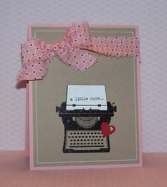 all i create: Simple Cards using the Stampin' Up Fabric  http://allicreate.blogspot.com/