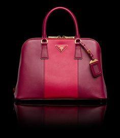 Prada E-Store · Woman · Handbags · Top Handle Handbags 2014, Fall Handbags, Prada Handbags, Luxury Handbags, Prada Tote Bag, Online Bags, Bag Sale, Jet Set, Fashion Bags