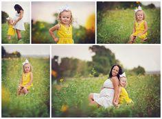 Mom & Me // Sunflower Maternity // Colorado Springs, CO & Nashville, TN Photographer | Jawnie Holsker Photography