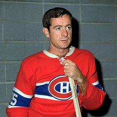 ROBERT ROUSSEAU Hockey Rules, Hockey Teams, Hockey Players, Maurice Richard, Montreal Canadiens, Nhl, Canadian History, Sports Figures