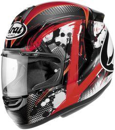 RX-Q Deco Helmet