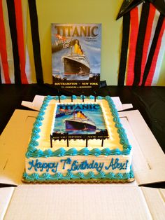 Alex's Cake by Cakes By Kim, Wilmington, De