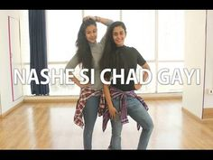 Here's our take on our new favorite song Nashe Si Chad Gayi. Diy Flowers, Flower Diy, Dance Videos, Luau, Youtubers, Harem Pants, Bollywood, Songs, Diy Crafts