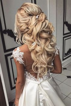20 best formal / wedding hairstyles to copy 2019 love hair 20 Best Formal / Wedding Hairstyles to Copy in 2019 Wedding Hair Half Up Ideas # Hairstyles The post 20 best formal / wedding hairstyles to copy 2019 love hair appeared first on Star Elite. Wedding Hair Half, Wedding Hairstyles Half Up Half Down, Wedding Hairstyles For Long Hair, Wedding Hair And Makeup, Formal Hairstyles, Down Hairstyles, Half Updo, Indian Hairstyles, Hairstyle Wedding