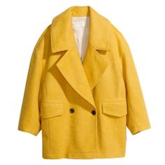 This H&M jacket is a pocketful of spring sunshine <3