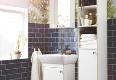 Fantastiche immagini in mobili per il lavabo del bagno su