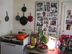 Granola Visit: Lauren Soloff's kitchen 12/01/2010 via LaInBloom blog http://lainbloom.com/food/2010/12/01/granola-visit-lauren-soloff/