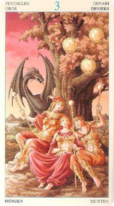 Universal Goddess-Tarot Cards