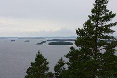 Päijätsalon korkein kohta on 86 metriä järven pintaa ylempänä, jonka laelle on rakennettu näkötorni vuonna 1899.