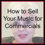 """Ever listened to the radio and though.....""""I can write a better jingle than that!"""" ?? Discover how to Sell Your Music for Commercials."""