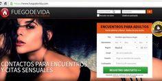 sitio de citas fuego de vida #amor #pareja #encontrarpareja #novio #novia