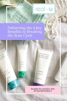 The science behind acne and how to clear your skin without the burn - just healthy, happy skin.