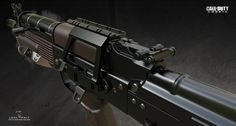 ArtStation - Call of Duty - Ghosts, Reno Levi