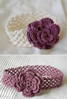 Good Free Crochet Headband baby Popular Learn how to crochet a headband using this no cost beginner's crochet pattern. It is just a easy, Crochet Headband Free, Crochet Flower Headbands, Crochet Beanie, Crochet Flowers, Baby Headband Crochet, Crocheted Hats, Rose Headband, Baby Patterns, Knitting Patterns Free