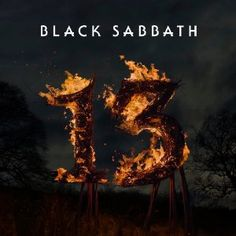 "Black Sabbath, ""13""  Black Sabbath's new album, 13, picks up immediately where they left off, with eight sprawling songs that possess every ounce of the maniacal vitality of their trailblazing work in the '70s."