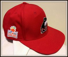 NORTHERN ILLINOIS HUSKIES ADIDAS 2013 ORANGE BOWL SNAPBACK CAP FREE SHIPPING #adidas #NORTHERNILLINOISHUSKIES