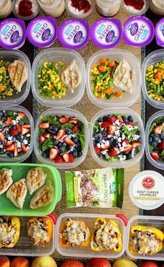7 Very Easy Ways To Eat Healthier This Week :: love these ideas!