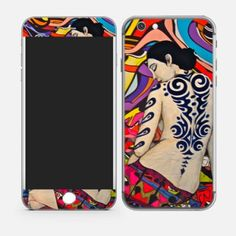 TATTOO PAINTING iPhone 6 Skins Online In india #mobileSkins #PhoneSkins #MobileCovers #MobileCases http://skin4gadgets.com/device-skins/phone-skins