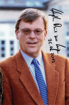 Prinz Stephan zur Lippe Detmold Autograph 2013