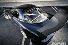 1993 Mazda RX-7 - Built To Ab-USE