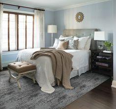 Ideas For Bedroom Design Modern Dream Rooms Shelves Bedroom Sitting Room, Cozy Bedroom, Home Decor Bedroom, Bedroom Wall, Sitting Rooms, Shabby Chic Bedrooms, Trendy Bedroom, Modern Bedroom, Stanton Carpet